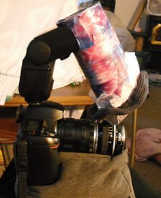 How to Make a Beanbag Tripod