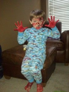 @Chandra Randall -- heard you may need to repin this!!! ha ha ----How to remove permanent marker from little kid skin.