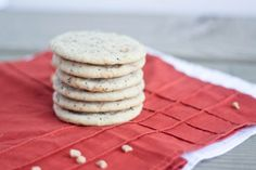 Cinnamon Toffee Coffee Cookies | Bake Your Day