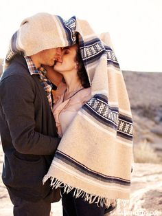 sooo sweet!  :)  great couple shot or engagement pic