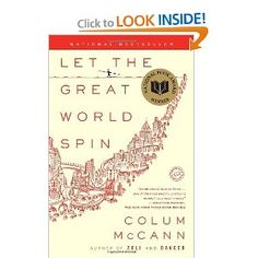 let the great world spin: by colum mccann