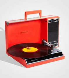 Crosley Portable USB Spinnerette Turntable