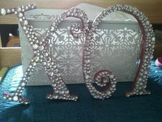 Now how about diamond studded DG letters?-- LOVE