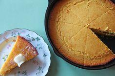 Brown Butter Honey Child Cornbread