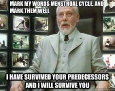 The amount of joy period jokes bring me is mildly disturbing.