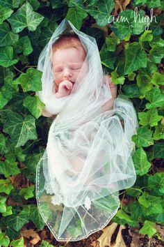 wedding veils, high veil
