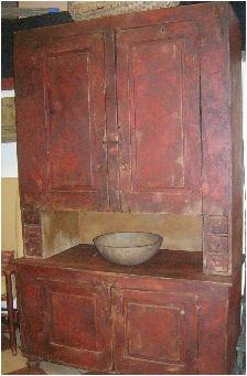Ludy's Tavern Cupboard