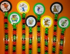 Scooby Doo Party Favor. $1.25, via Etsy.