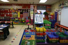 Classroom Set-up Ideas on Pinterest | Classroom Libraries ...