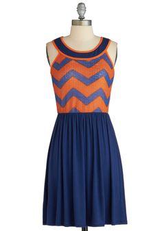 Stroll or Soirée Dress | Mod Retro Vintage Dresses | ModCloth.com