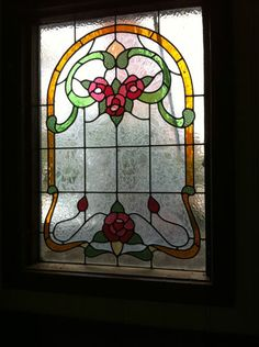 Stained Glass Window VIC