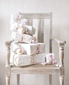 decorative paper and printed cloth ribbons #Moments2Give