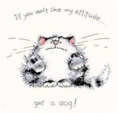 get a dog...