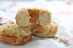 Coconut flour donut