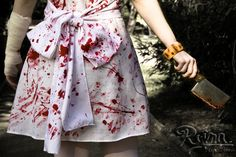 Guro Lolita Model