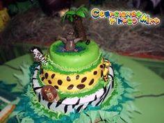 Torta MOTIVO MADAGASCAR