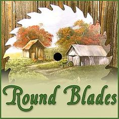 blade art, paint sawblad, decor paint, paint idea, paint winter, paint countri, paint blade, round blade, paint inspir