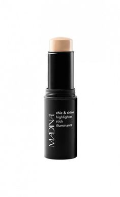 The perfect highlighter stick for creating a luminous, dewy complexion. // Chic & Shine Stick by Madina