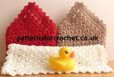 washcloth - Free crochet pattern