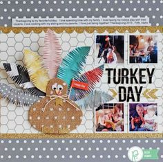 Thanksgiving layout created for @pebblesinc by @jbckadams using the #JHHomeMade collection