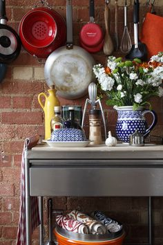 Kitchen storage | Photograph by James Balston