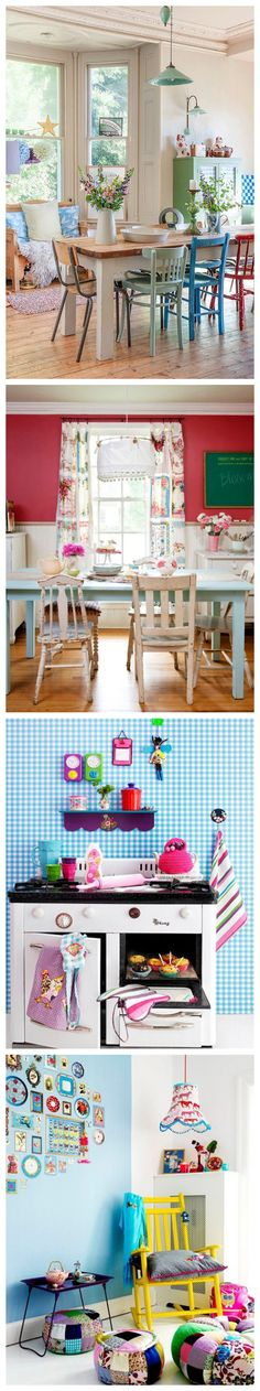 Playful interior design. For more inspirations, pls LIKE our FB page: http://www.facebook.com/zosomart
