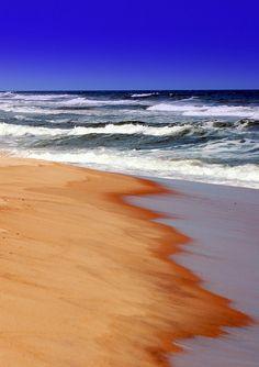 East Hampton NY beach