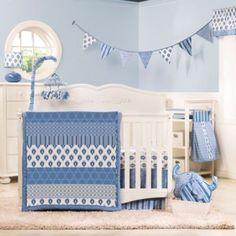 kidsline™ Dena Indigo Crib Bedding Collection - buybuyBaby.com