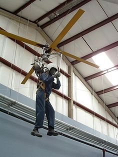 Backpack helicopter - Wikipedia, the free encyclopedia