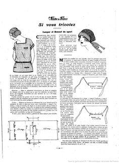 La Femme de France 1921/06/12
