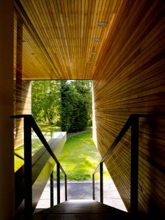 """Hind House,"" 2008. Wargrave, Berkshire, England. John Pardey Architects"