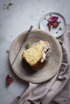 Herbes de Provence  Rose Olive Oil Cake