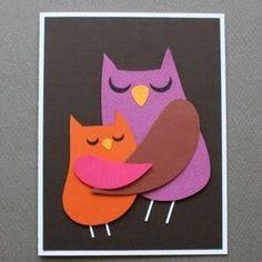 Simpática tarjeta de búhos para mamá1.jpg