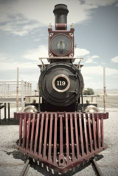Golden Spike Utah -