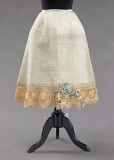 Petticoat- ca. 1903