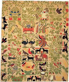 1800's quilt