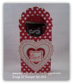 Be Creative With Nicole: Happy Valentine's Day!!