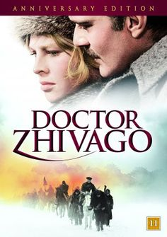 Dr. Zhivago - an all time favorite