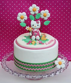 Cake Hello Kitty | Flickr - Photo Sharing!
