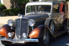 Vintage Chrysler by R.Hanley, via Flickr