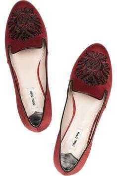 Miu Miu #slippers #miumiu