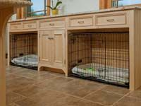 Idea for dog kennels