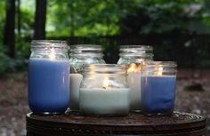 Make Your Own Citronella Candles | Made + Remade