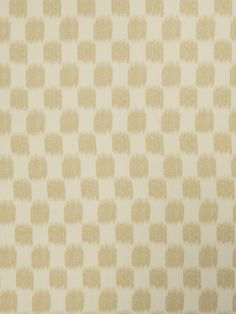 Ikat check pattern 02604 in Cashew from the Jaclyn Smith Home - Volume III collection for Trend.