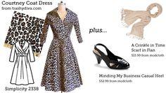 dress patterns, fashion patterns, sew week, crafti, start sew