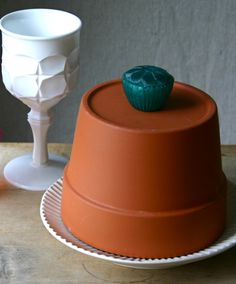 terra cotta pot food cover for outdoor
