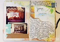 Love the journaling and the photos