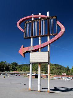 Hecks Department Store, Summersville, WV by Dean Jeffrey, via Flickr