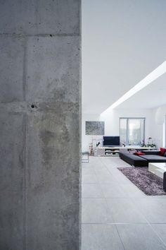House in Dunaujvaros / ZSK Architects/////www.bedreakustik.dk/home DISCOUNT TO PINTEREST CUSTOMERS Dedicated to deliver superior interior acoustic experience.#pinoftheday#interior#scandinavian design#krumm///////