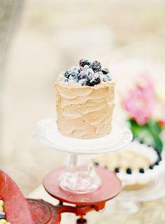 cute little cake.
